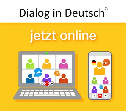 Dialog in Deutsch online